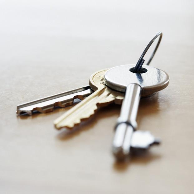 Schlüssel, Datenschutz, Schlüsselbund